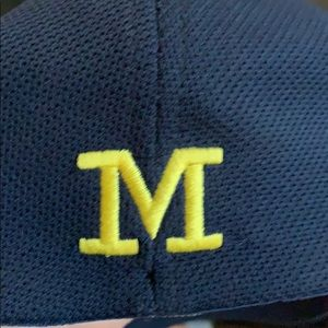 Nike Accessories - Michigan Nike fitted baseball hat